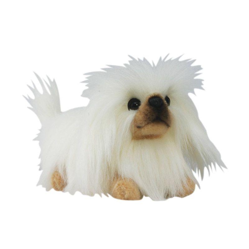 Hansa - Dog Pekingese 3419 28 cm