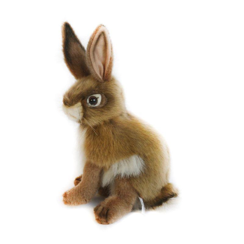Hansa Domestic - Jack Rabbit 16 cm Boneka Binatang
