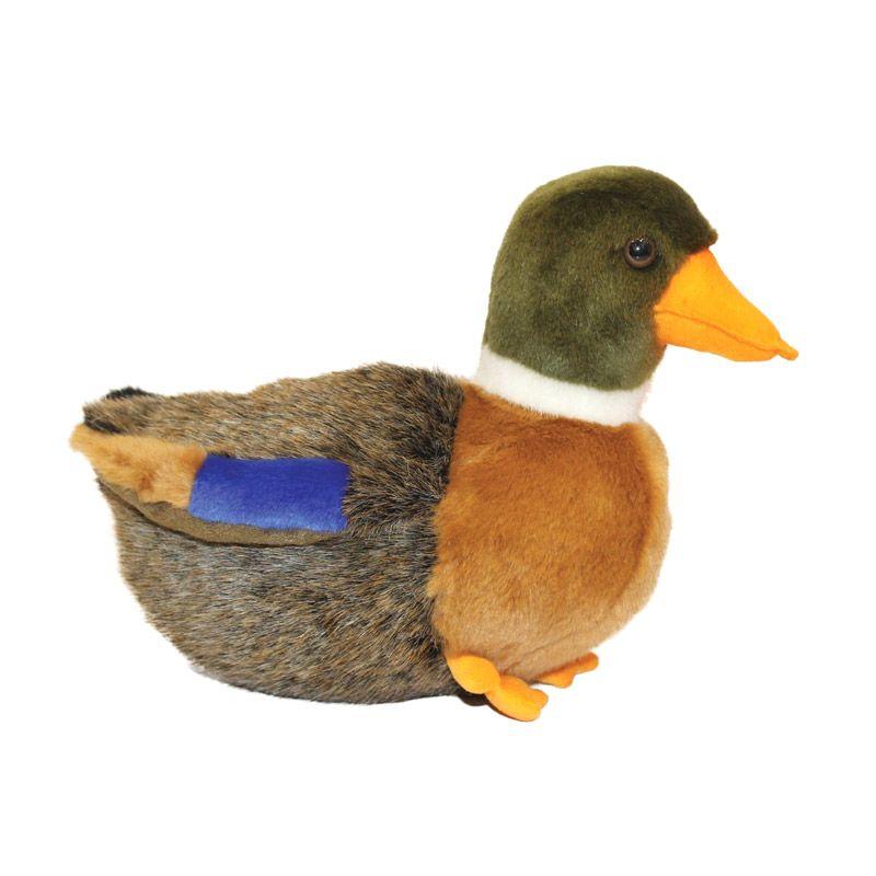 Hansa Domestic - Mama Duck 2100 31 cm Boneka Binatang