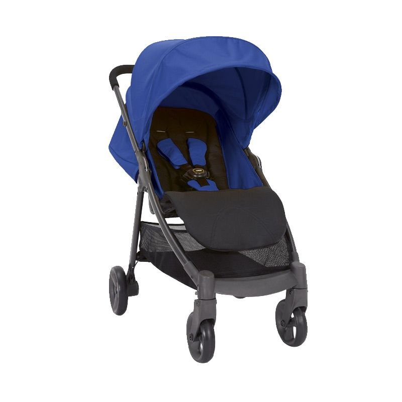Mamas & Papas Stroller Armadillo Fizz Blue Stroller Kereta Dorong Bayi