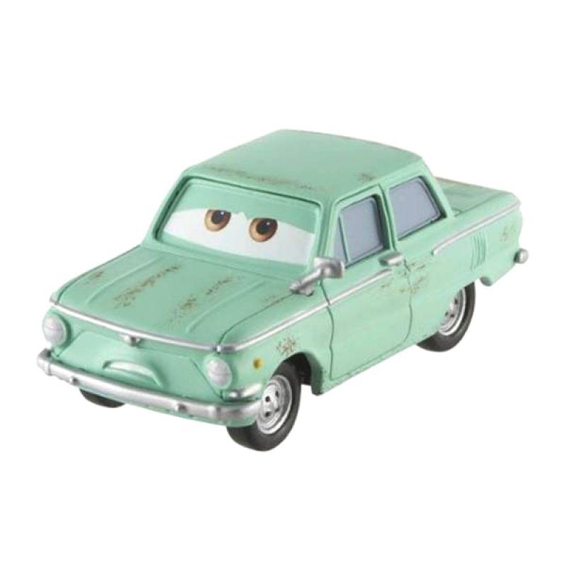 Disney Cars Single Pack Petrov Trunkov Mainan Anak