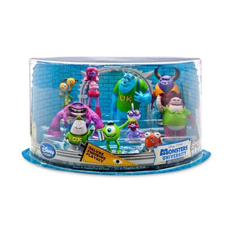 Disney Figurines Monster U Deluxe