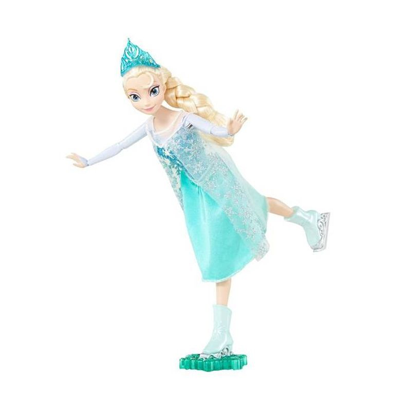 Disney Frozen Ice Skating Elsa Boneka Anak