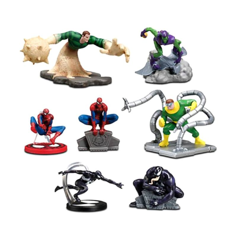 Disney Marvel Spiderman Figurine (Doctor Octopus, Venom, etc) Original Item