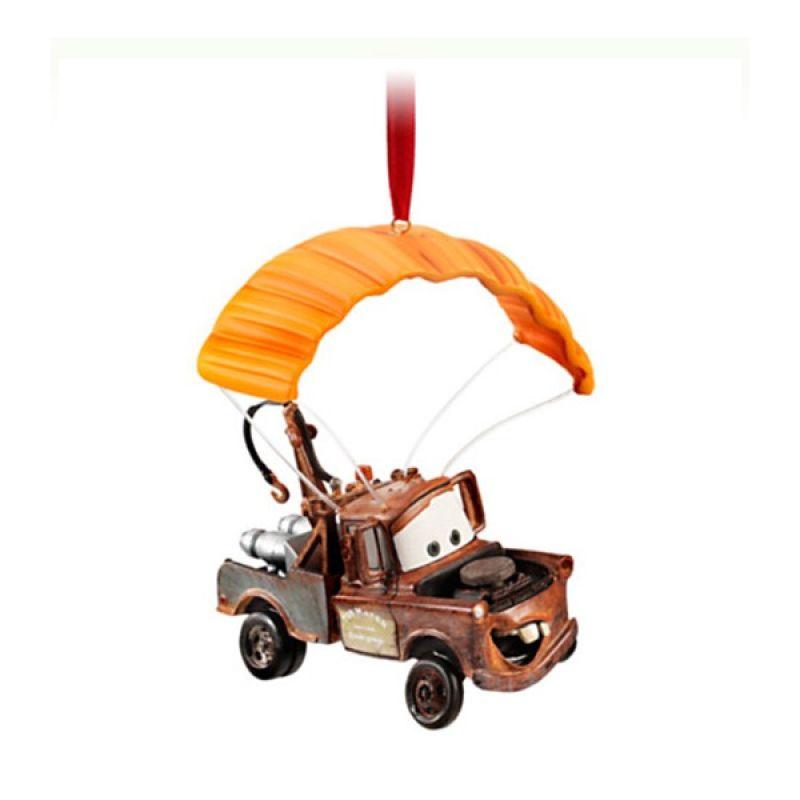 Disney Ornament Tow Mater Cars Original Item