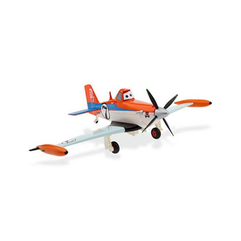Disney Planes Talking Dusty Transforming Action Original Item