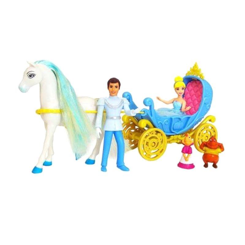 Disney Princess Cinderella Mainan Anak