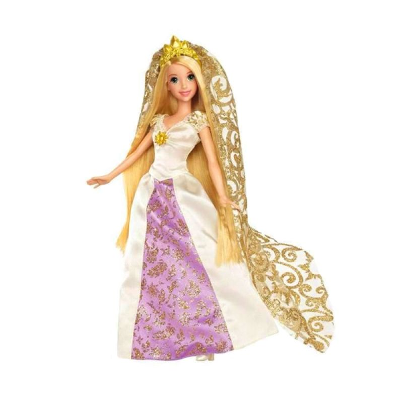 Disney Princess Rapunzel Bridal Doll Original Item