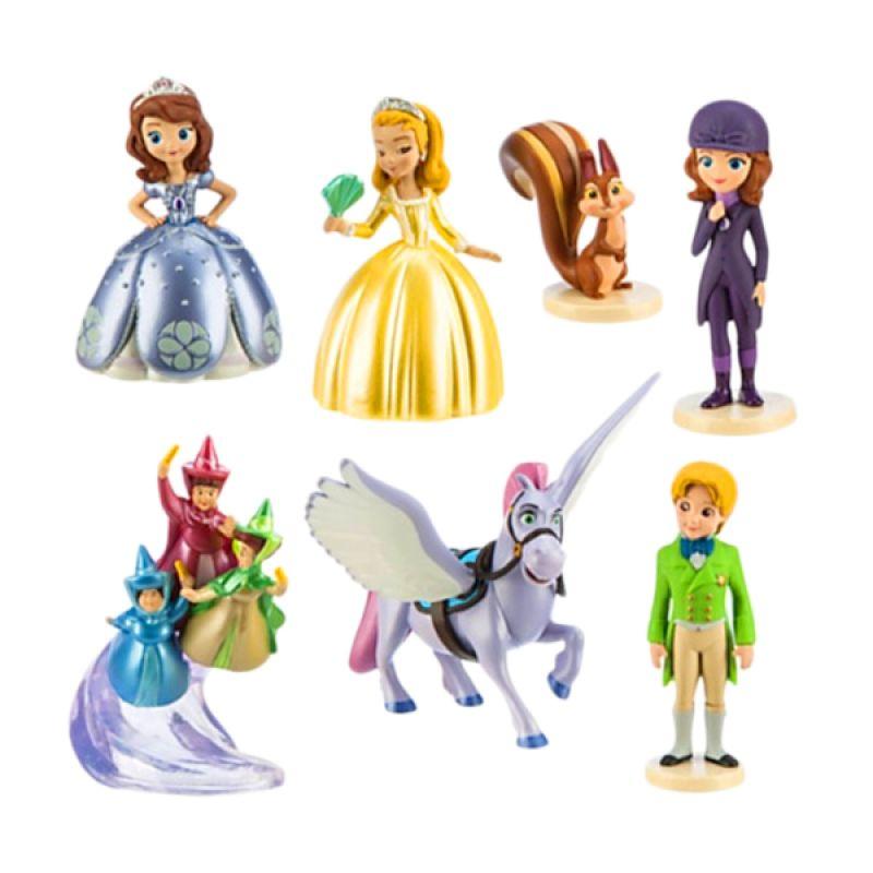 Disney Sofia the First Figure Play Set B Mainan Anak