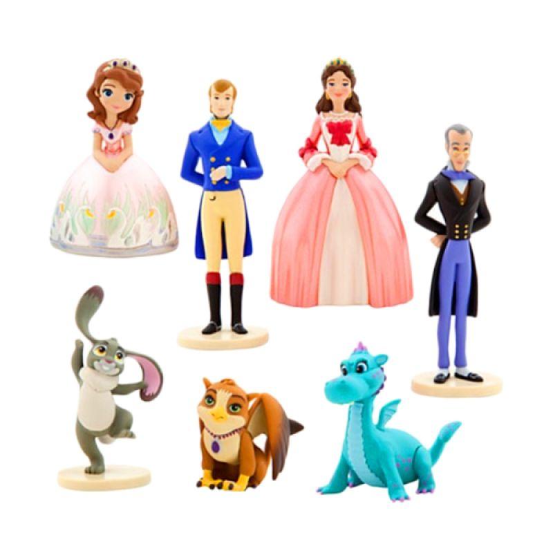 Disney Sofia the First Figure Play Set C Original Item