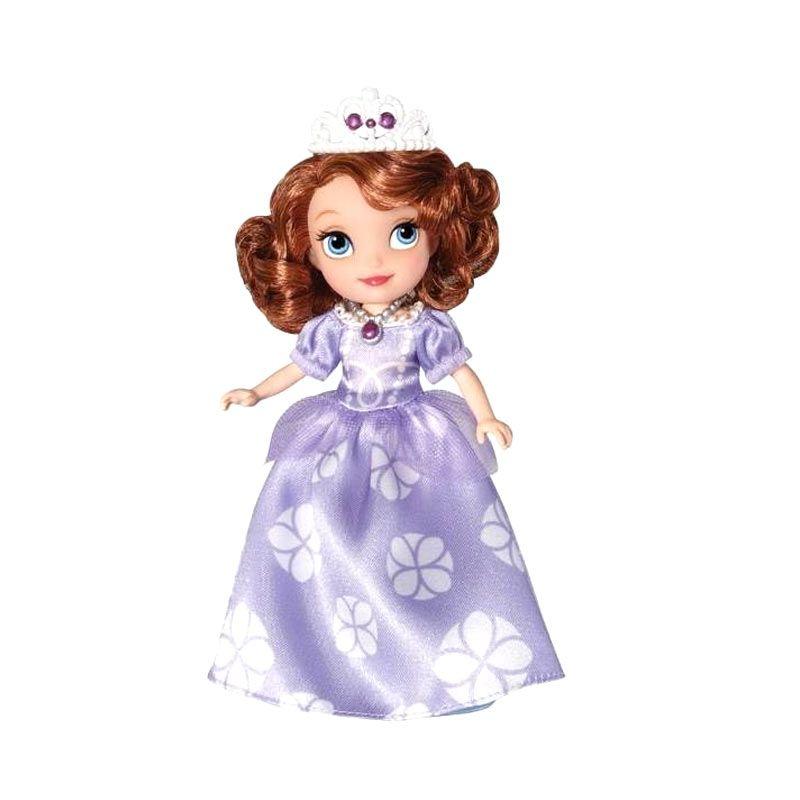 Disney Sofia The First Princess Doll Mainan Anak [12 cm]