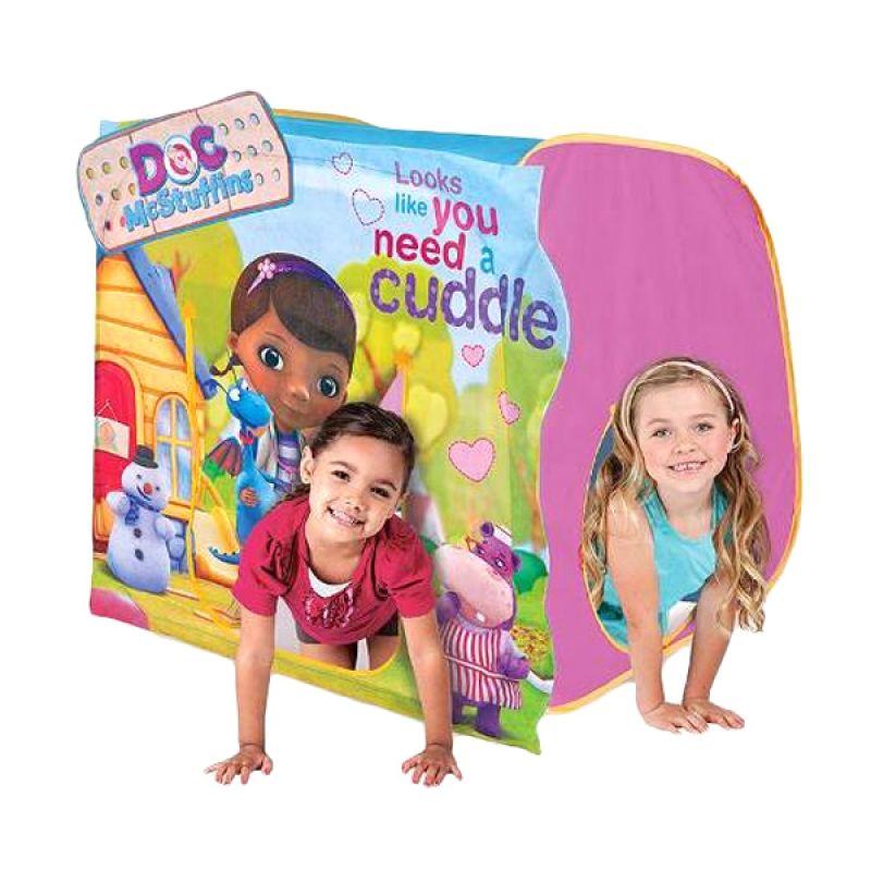 Disney Tent Doc McStuffins Hide N Play Mainan Anak