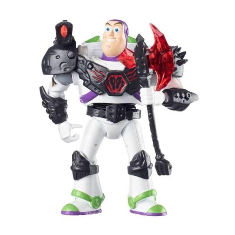 Disney Toy Story Battlesaurs Buzz Lightyear Action Figure