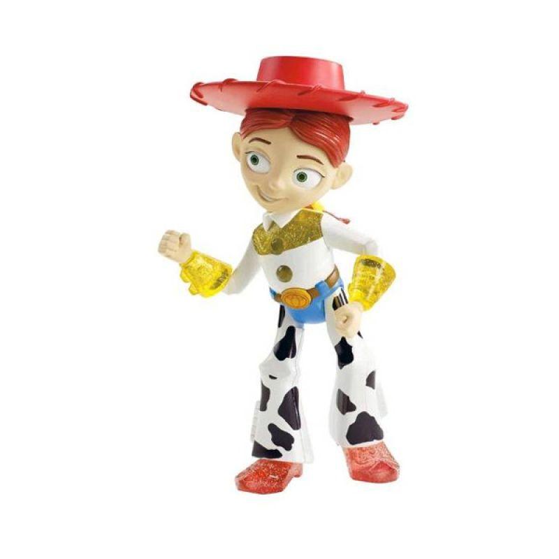Disney Toy Story Talk and Glow Jessie Deluxe Figure Original Item