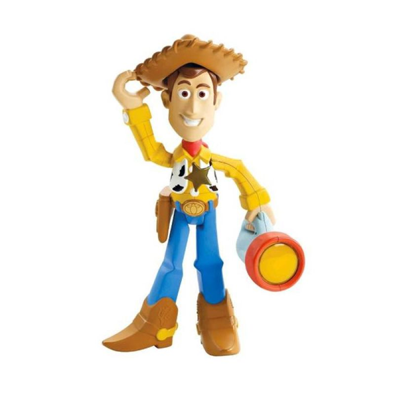 Disney Toy Story Talk & Glow Woody Figure Original Item