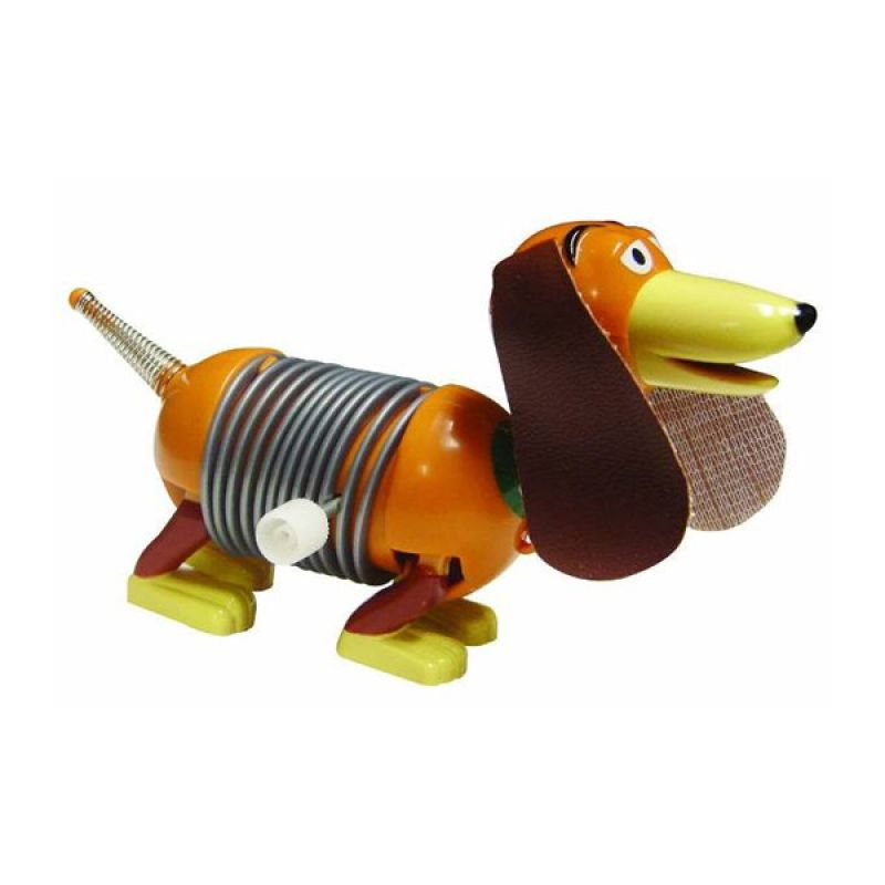 Disney Toy Story Wind Up Slinky Dog (12cm) Original Item