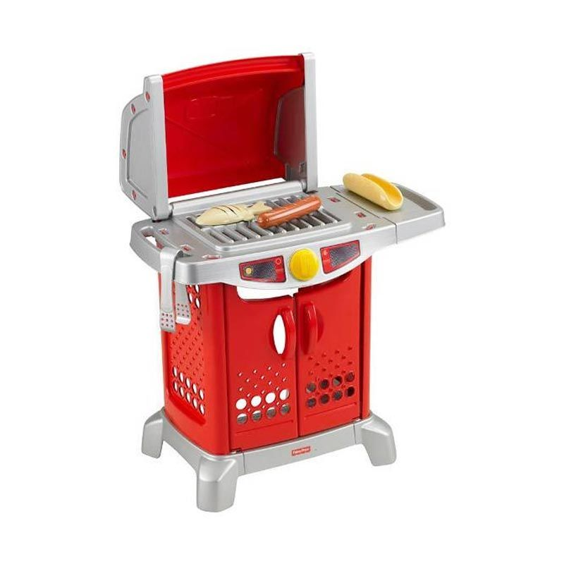 Fisher Price Grill BBQ Playset