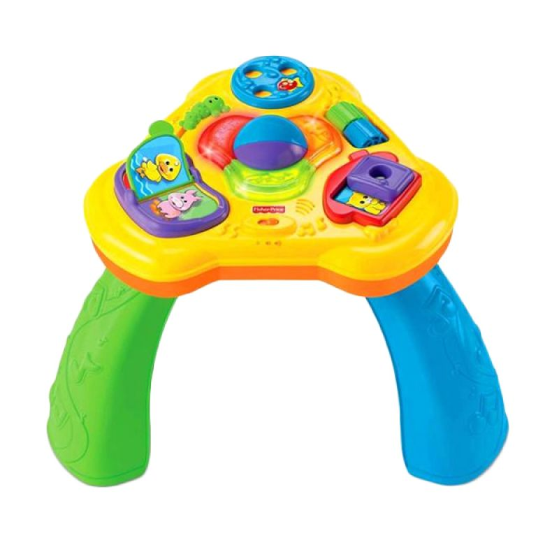 Fisher Price Light Sound Activity Table Mainan Anak