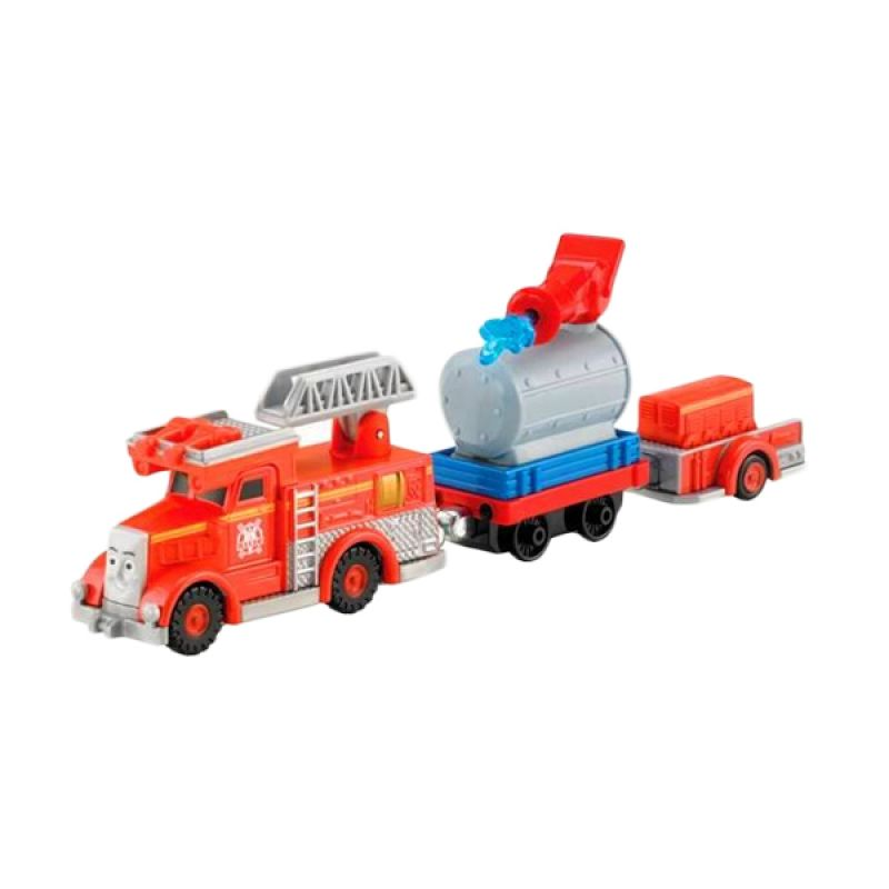 Fisher Price Thomas & Friends Take n Play Flynn To The Rescue Mainan Anak [2 Cargo]