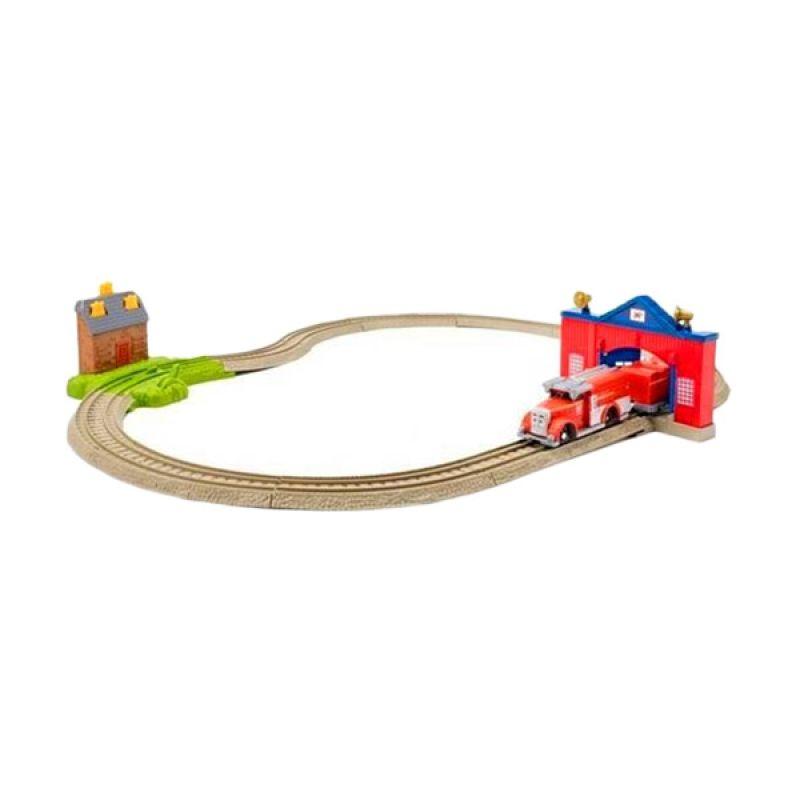 Thomas & Friends Trackmaster Fiery Flynns Rescue Set Original Item