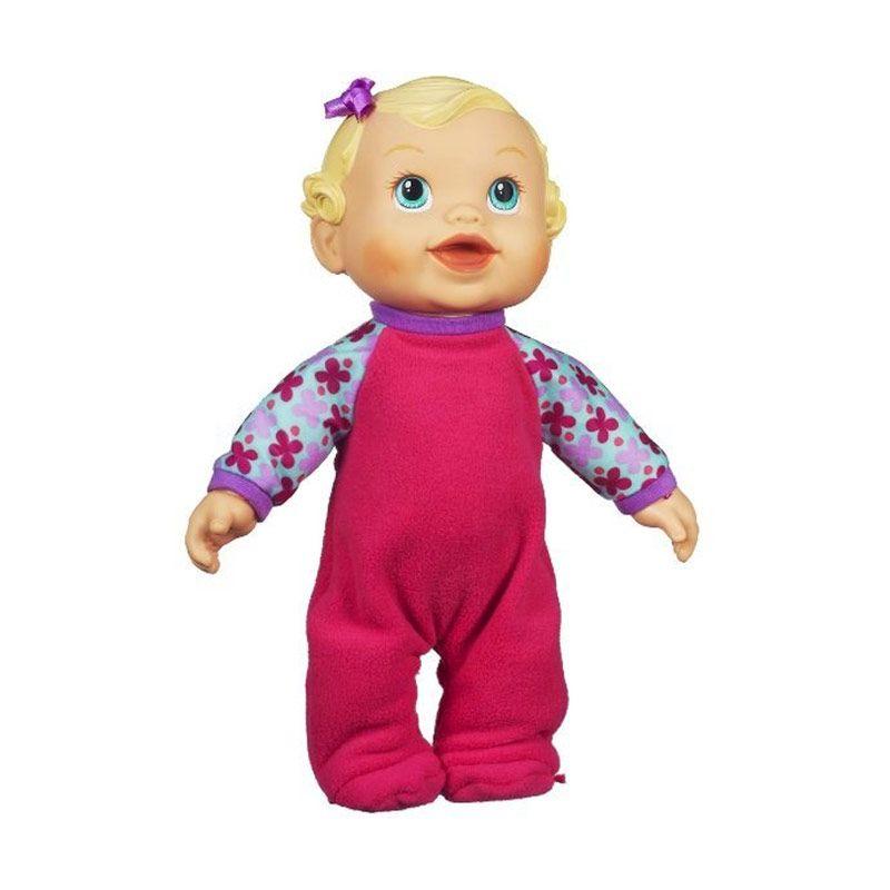 Hasbro Baby Alive Bouncing Babbles Doll Boneka
