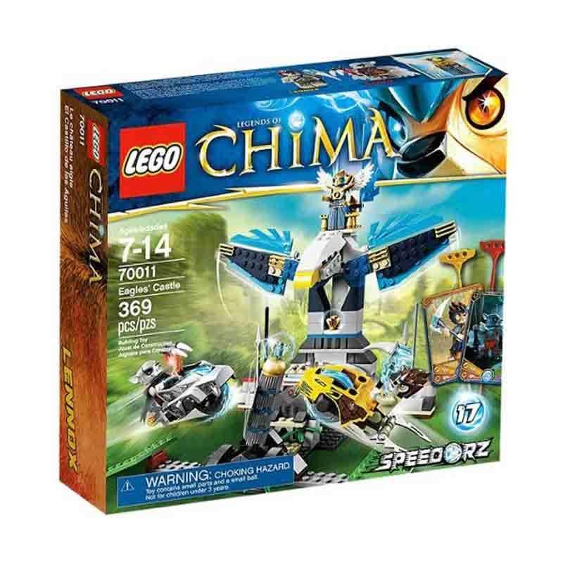 Lego Chima Eagles Castle 70011