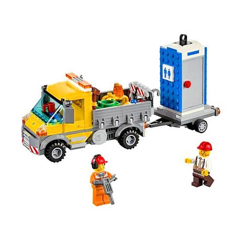 LEGO City Demolition Service Truck 60073Mainan Blok dan Puzzle