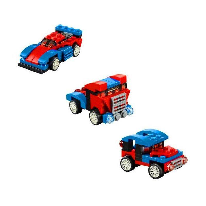 Lego Creator Mini Speeder 31000 Original Item