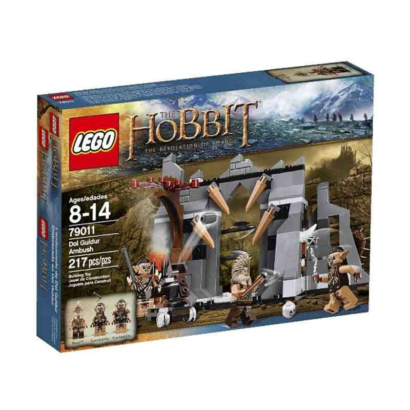 Lego The Hobbit Dol Guldur Ambush 79011 Original Item