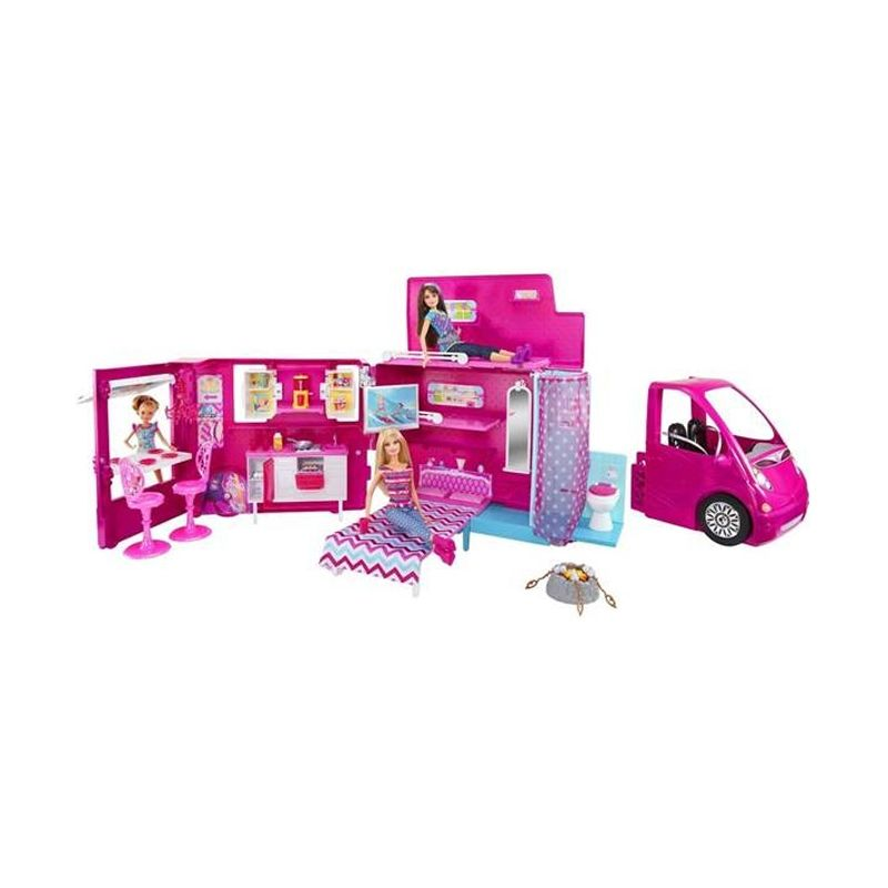 Barbie Glam Camper Original Item