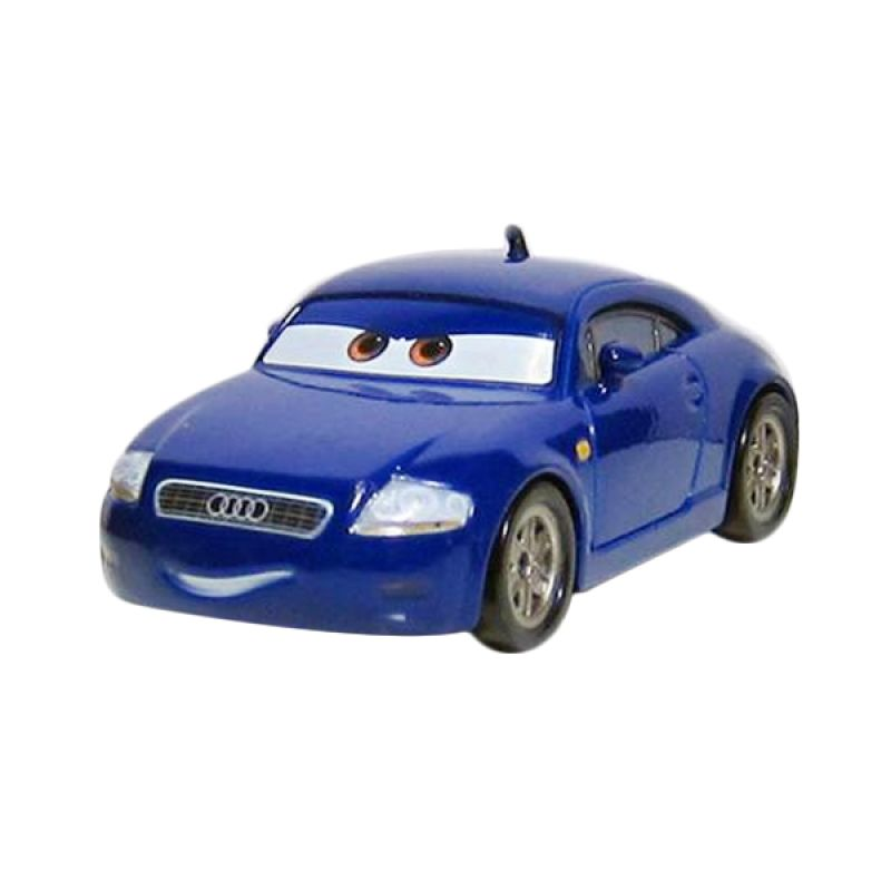 Mattel Disney Cars Audi Sajan Karia Airport Adventure Mainan Anak [1:55]
