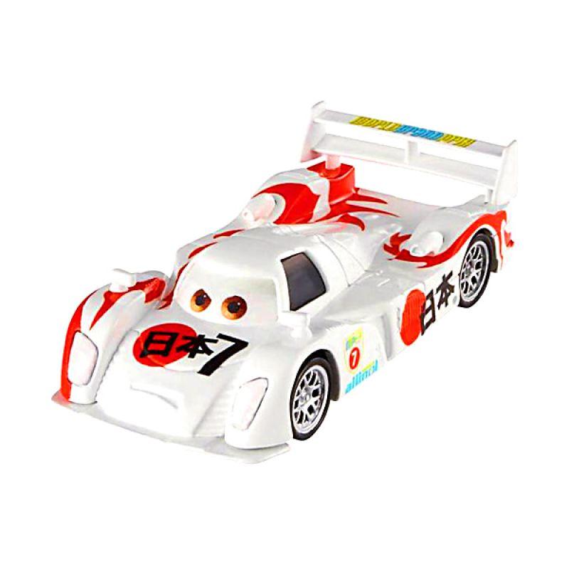 Disney Cars Shu Todoroki WGP Edition Die Cast 1:55 Scale Original Item (Packaging May Vary)