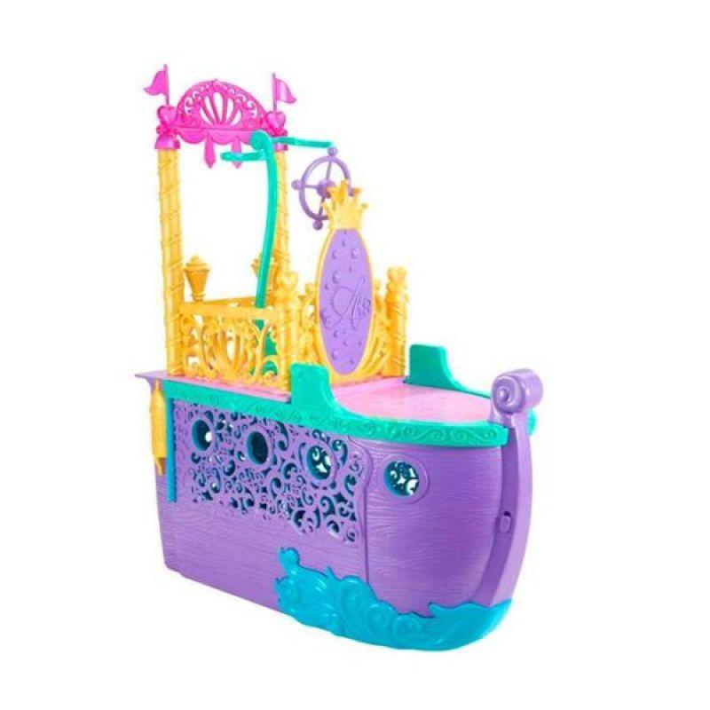 Disney Princess Ariel 2 in 1 Royal Ship Playset Original Item