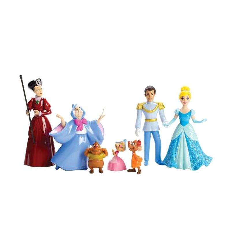 Disney Cinderella Story Collection Gift Set Original Item