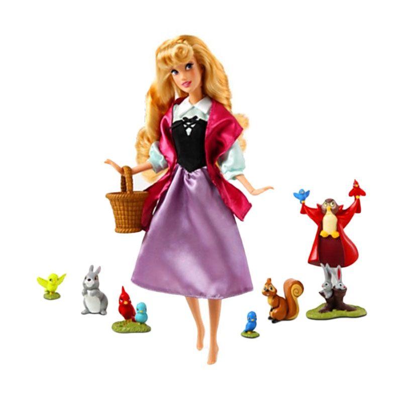 Disney Sleeping Beauty Aurora Singing Doll (30cm) Original Item