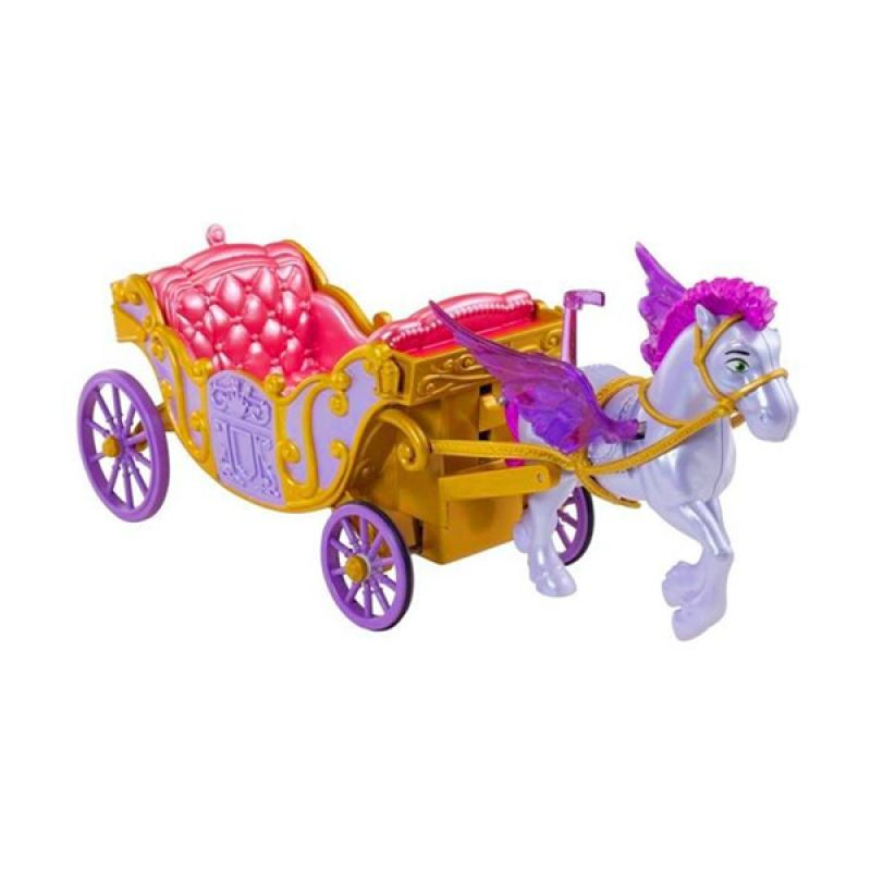 Disney Sofia The First Flying Minimus & Carriage Playset Original Item