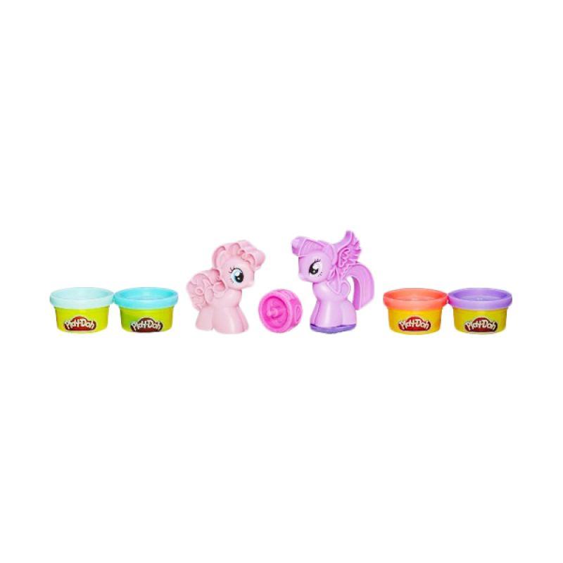 Play Doh My Little Pony Cutie Mark Creators Mainan Anak