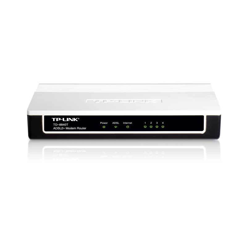 TP-LINK ADSL TD-8840T