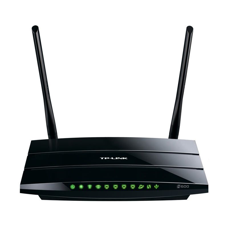 TP-LINK N600 Wireless Dual Band Router TL-WDR3500