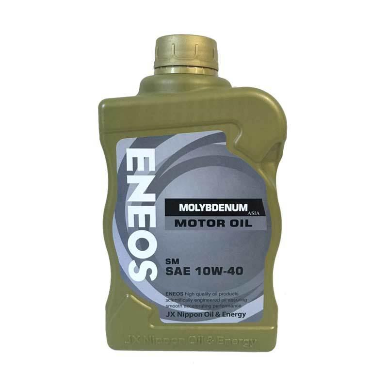 ENEOS Molybdenum Semi Synthetic API SM Oli Pelumas [1 L/10W-40]