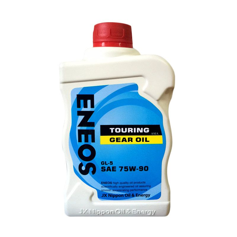 Eneos Touring Asia Gear Oil GL-5 75W-90 Oli Pelumas [1 Botol/1 L]