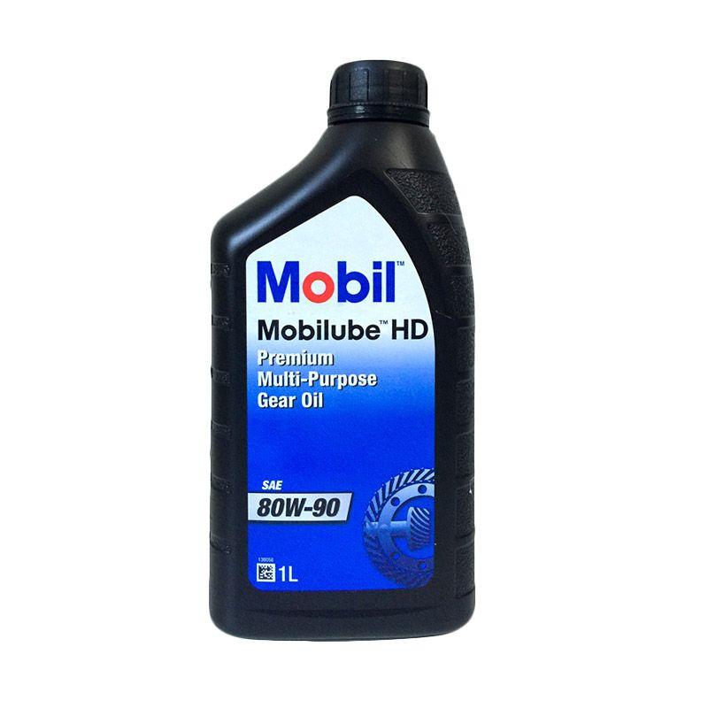Mobil Mobilube HD GL-5 80W-90 Oli Pelumas [1 L]