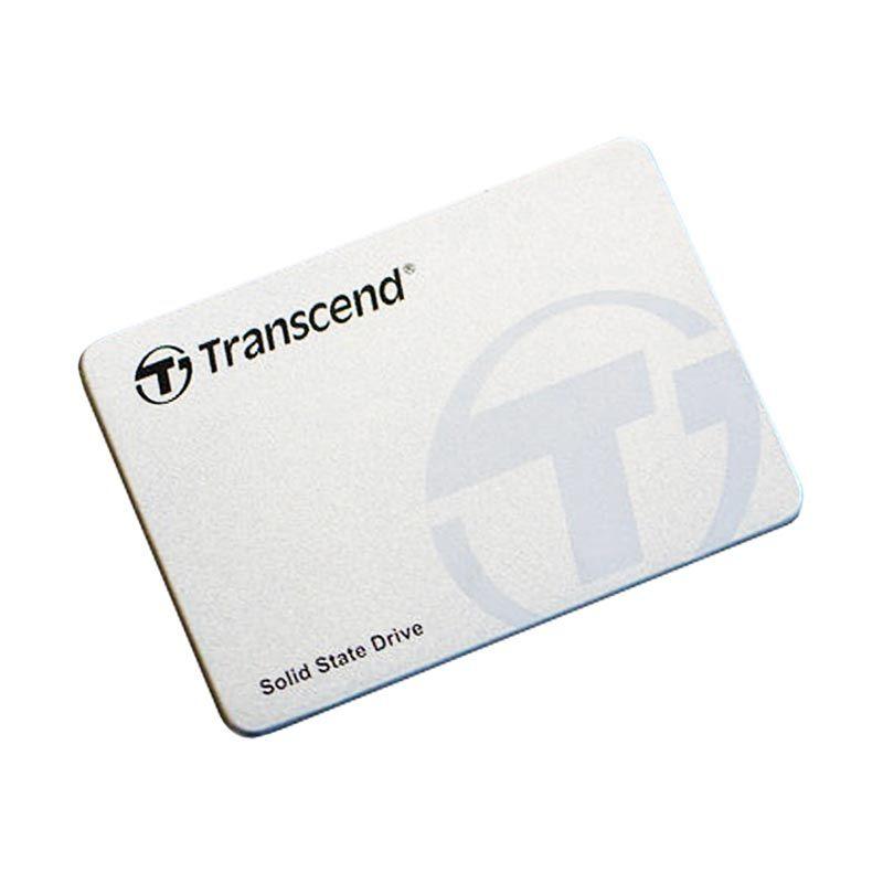 Transcend SSD370s SSD Harddisk Eksternal [128 GB/2.5 Inch]