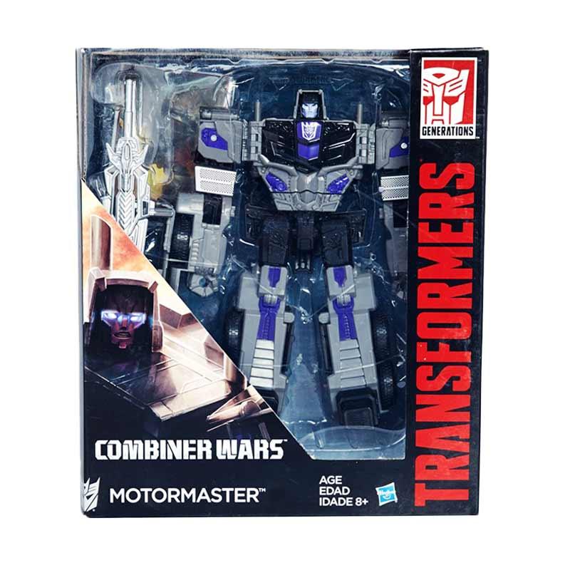 harga Transformers Gen Voyager Motor Master Mainan Anak Blibli.com