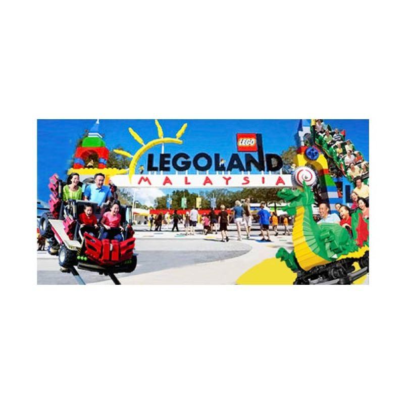 Travel Station LEGOLAND Theme Park JOHOR Child