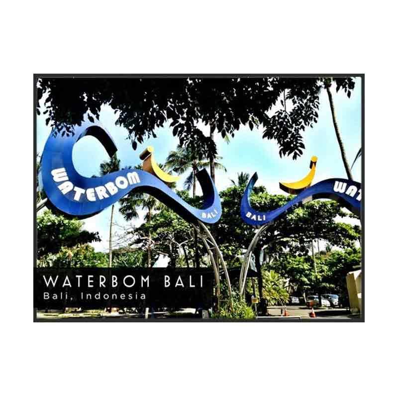 Waterbom Bali E-Ticket (Dewasa)