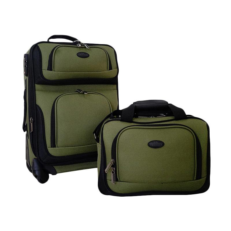 Traveler's Choice Rio Koper Set [Green]