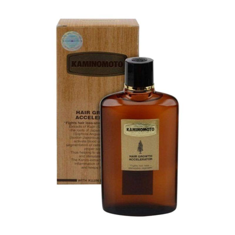 Kaminomoto Hair Growth Accelerator Serum Penumbuh Rambut [150 g]