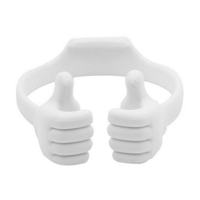 Bazel OK Stand Putih Smartphone Holder