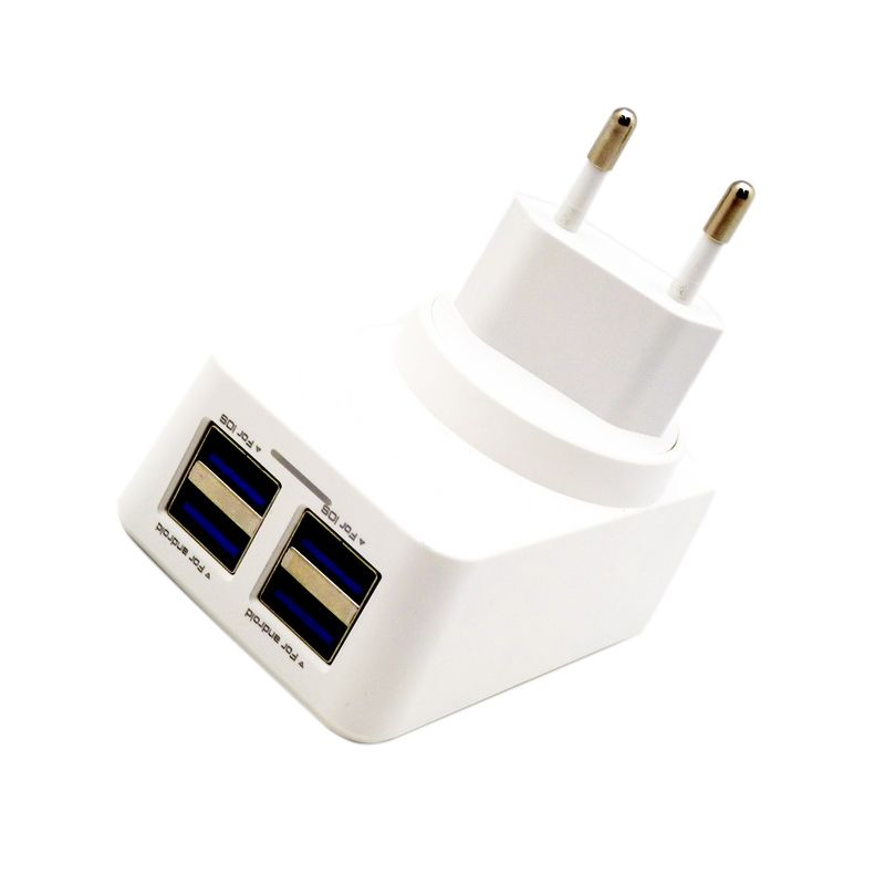 LDNIO DL-AC62 Putih Universal Adapter [4 Port/4.2 A]